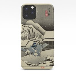 Kanbara Yoru No Yuki Korra and Naga iPhone Case