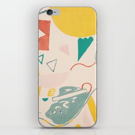 Twisted Energy iPhone Skin