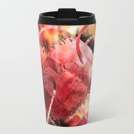 Game of Hearts by Mark Compton Travel Mug