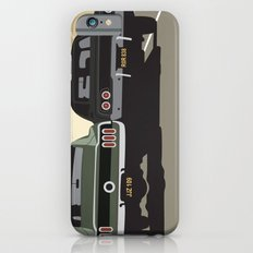 Bullitt chase iPhone 6 Slim Case