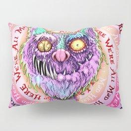 Cheshire Catastrophe Pillow Sham