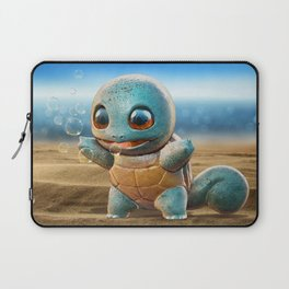 Realistic Squirtle Laptop Sleeve