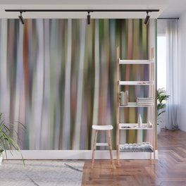 color bathing Wall Mural
