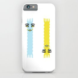 THE UP DOWNS iPhone Case