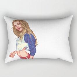 EmFerrariOlaS Rectangular Pillow