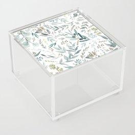 Eucalyptus pattern Acrylic Box