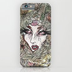 Floral show iPhone 6 Slim Case