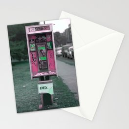 Don't Call Stationery Cards