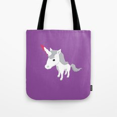 Accidental Legends: Unicorn Tote Bag