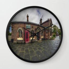 Hadlow Road Railway Station Wall Clock