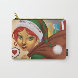 Happy Holidays! Carry-All Pouch