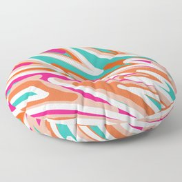 Color Vibes Floor Pillow
