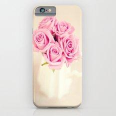 Dreamy Roses II Slim Case iPhone 6s