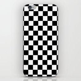 Checkered iPhone Skin