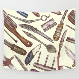 Shanks & Shivs Wall Tapestry