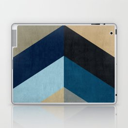 Triangular composition XX Laptop & iPad Skin