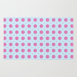Roses (Scaled Up) Rug
