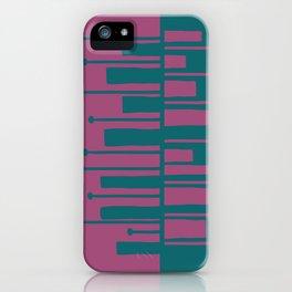 Pianisti Greenpu iPhone Case