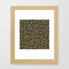 Ball Pit. Framed Art Print