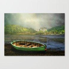 Loch Moidart Scotland Canvas Print