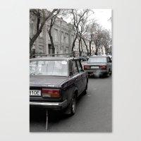 ukraine Canvas Prints featuring Odessa Ukraine by Sanchez Grande