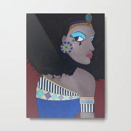 Tiye, the Spell Queen Metal Print