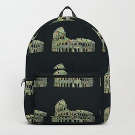 Colosseum Collage Backpack