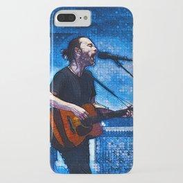 Radiohead / Thom Yorke iPhone Case