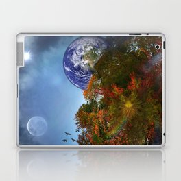 The Sky is Falling Laptop & iPad Skin
