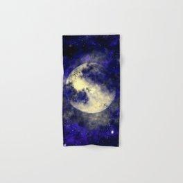 October Full Moon Hand & Bath Towel