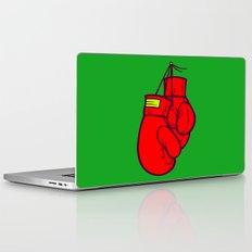 Boxing Gloves Laptop & iPad Skin