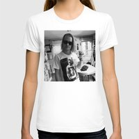 ryan gosling T-shirts featuring Macaulay Gosling by Jad Bean