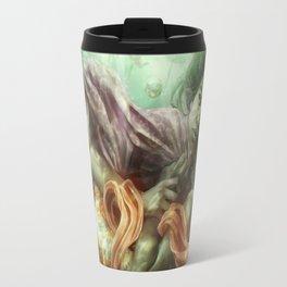 Into the Deep Travel Mug