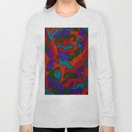 Synapses Firing Long Sleeve T-shirt
