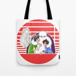 Satisfied With your Care Tote Bag