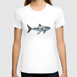 Great White (c) T-shirt