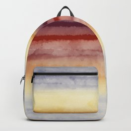 Foggy Sunrise Backpack