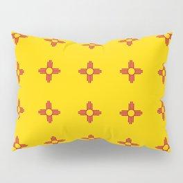 flag of new mexico 3 Pillow Sham