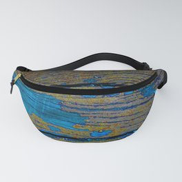 Aged Wood 1 Fanny Pack