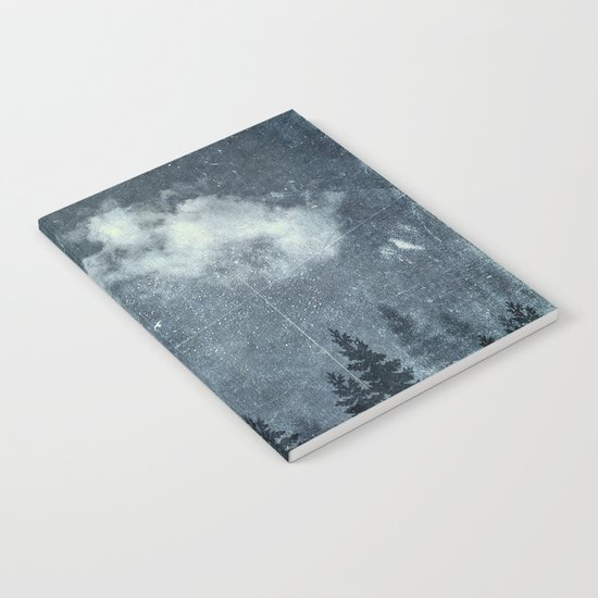 The cloud stealers Notebook
