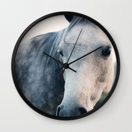 Close Up Wall Clock