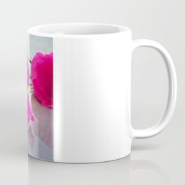 Poppy Love big flower in still life Coffee Mug