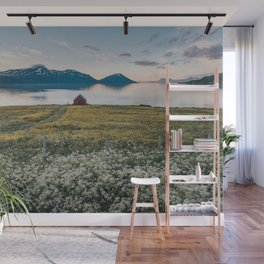 Nordic Summer - Landscape and Nature Photography Wall Mural