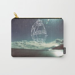 Sail the Skies Carry-All Pouch