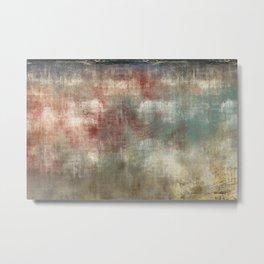 Loft Wall Metal Print