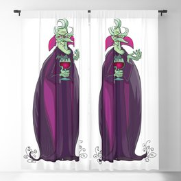 Count Dracula Blackout Curtain