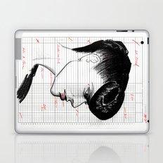 Fashion Hair with Ledger Flair Laptop & iPad Skin