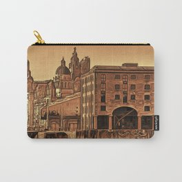 World famous Three Graces (Digital painting) Carry-All Pouch