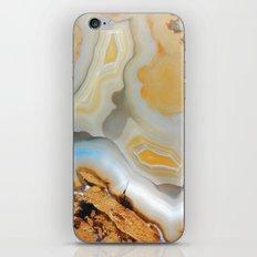 Autumnal Agate iPhone & iPod Skin