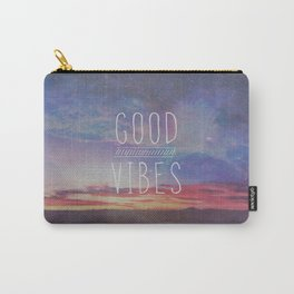 good vibes, good days Carry-All Pouch